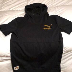 Puma lightweight shirt jacket (short sleeves)